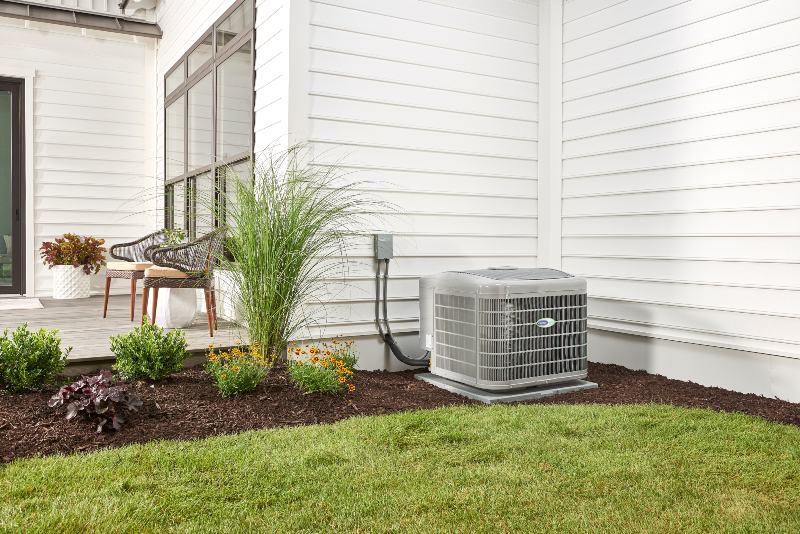 Outdoor Air Conditioning System
